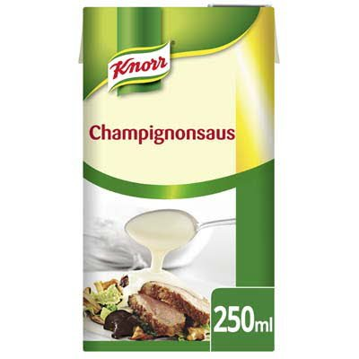 Knorr Garde d'Or Champignon Saus 250ml -