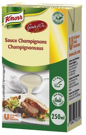 Knorr Garde d'Or Champignon Saus