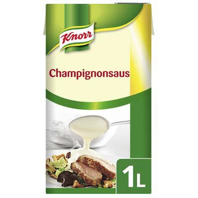 Knorr Garde d'Or Champignonsaus 1L -