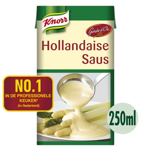 Knorr Garde d'Or Hollandaise Saus -