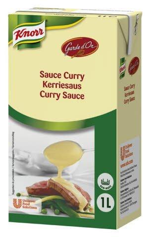 Knorr Garde d'Or Kerrie Saus
