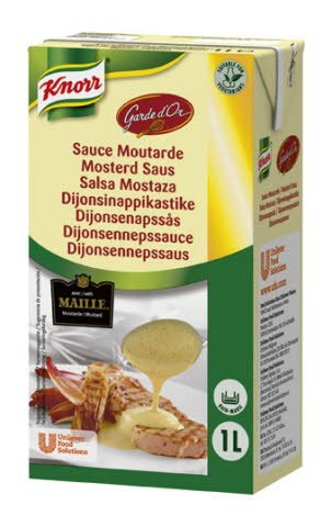 Knorr Garde d'Or Mosterd Saus 1L