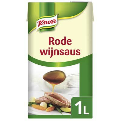 Knorr Garde d'Or Rode Wijnsaus 1L -