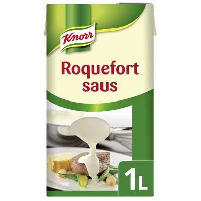 Knorr Garde d'Or Roquefort Saus 1L -
