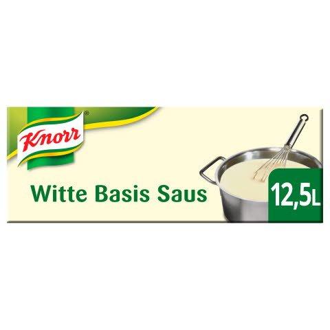 Knorr Garde d'Or Witte Basis Saus 2,5kg -