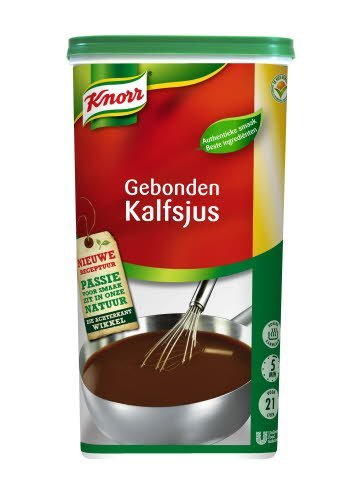 Knorr Gebonden Kalfsjus