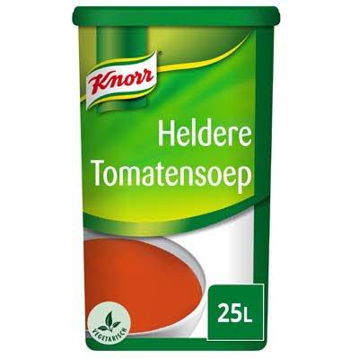 Knorr Heldere Tomatensoep Poeder 25L