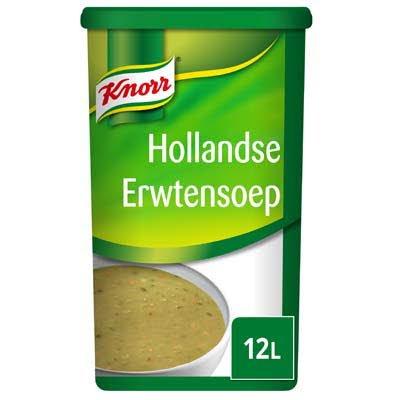 Knorr Hollandse Erwtensoep Poeder 12L