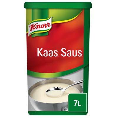 Knorr Kaas Saus Poeder 7L