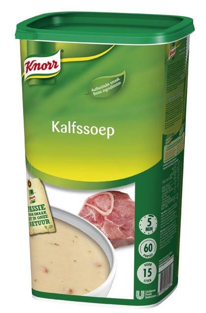 Knorr Kalfssoep Poeder 15L