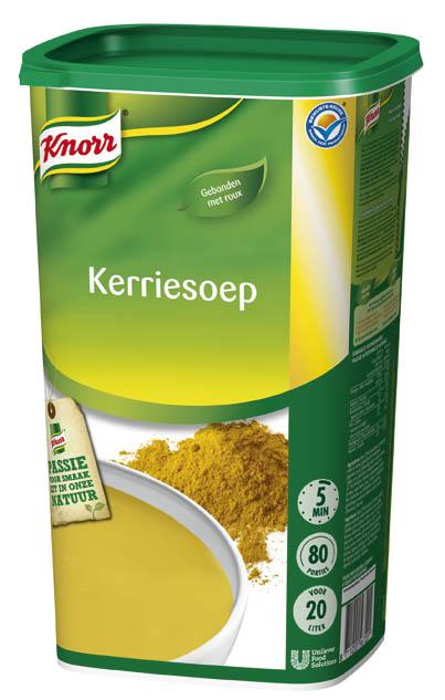Knorr Kerriesoep -