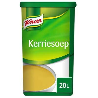 Knorr Kerriesoep Poeder 20L