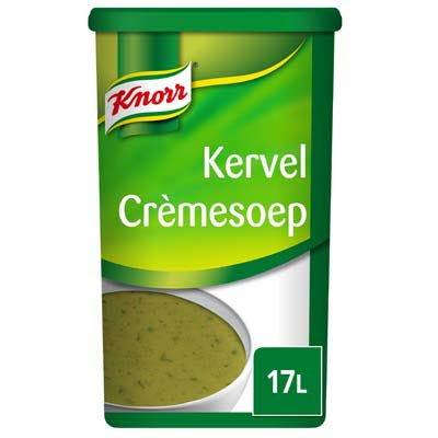Knorr Kervel Crèmesoep Poeder 17L