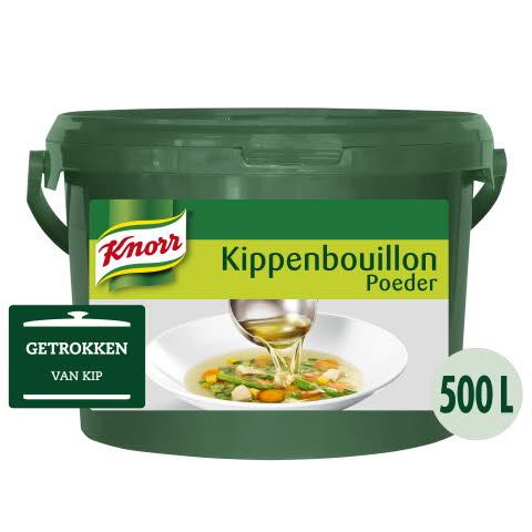 Knorr Kippenbouillon Authentiek -