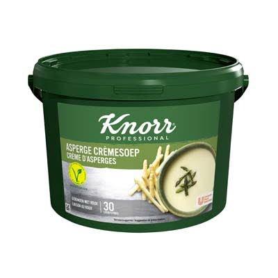 Knorr Klassiek Asperge Crèmesoep opbrengst 30L