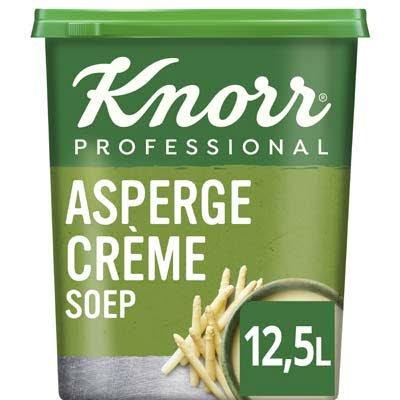 Knorr Klassiek Asperge Crèmesoep Poeder opbrengst 12,5L -