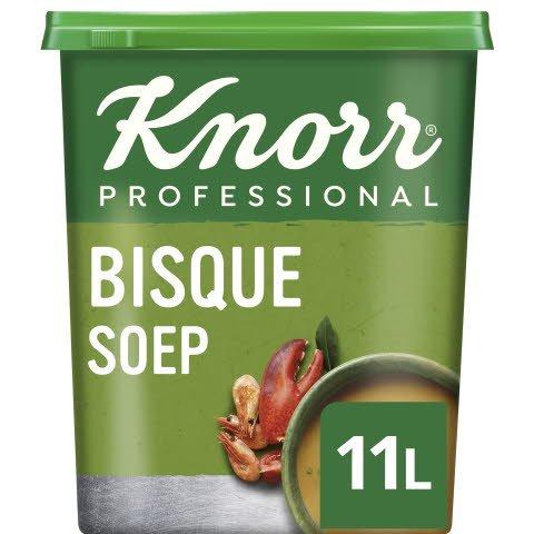 Knorr Klassiek Bisque opbrengst 11L -