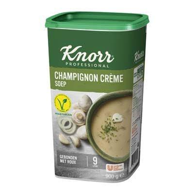 Knorr Klassiek Champignon Crèmesoep Poeder opbrengst 9L