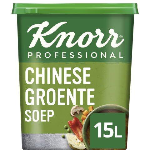 Knorr Klassiek Chinese Groentesoep Poeder opbrengst 15L -