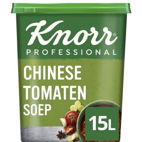 Knorr Klassiek Chinese Tomatensoep Poeder opbrengst 15L -