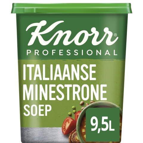 Knorr Klassiek Italiaanse Minestronesoep Poeder opbrengst 9,5L -