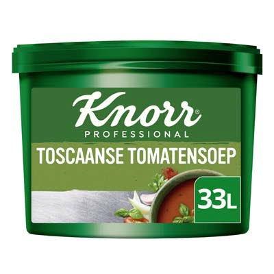 Knorr Klassiek Toscaanse Tomatensoep opbrengst 33L -