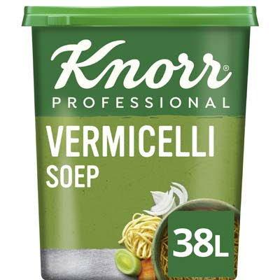 Knorr Klassiek Vermicellisoep opbrengst 38L -