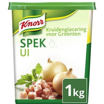 Knorr Kruidenglacering voor Groenten, Spek & Ui (Fresco) 1kg -
