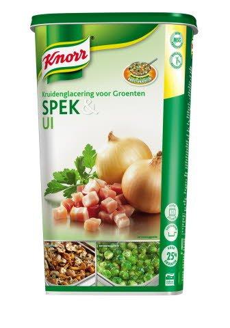 Knorr Kruidenglacering voor Groenten Spek & Ui (Fresco) -