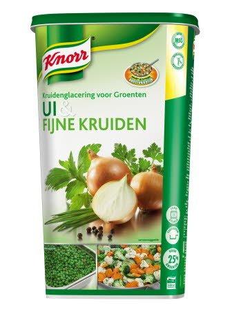 Knorr Kruidenglacering voor Groenten, Ui & Fijne Kruiden (Fresco) 1kg
