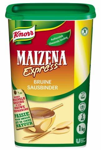 Knorr Maizena Express Bruin 1kg