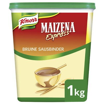 Knorr Maizena Express Bruin 1kg -