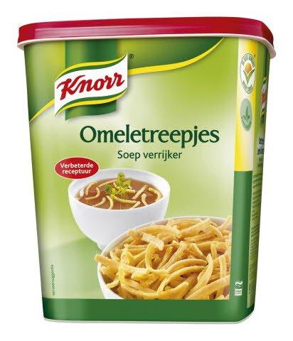 Knorr Omeletreepjes