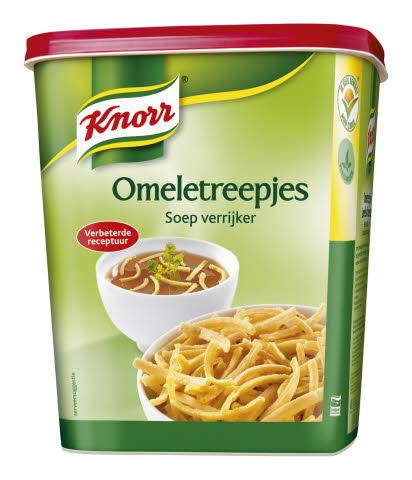 Knorr Omeletreepjes -