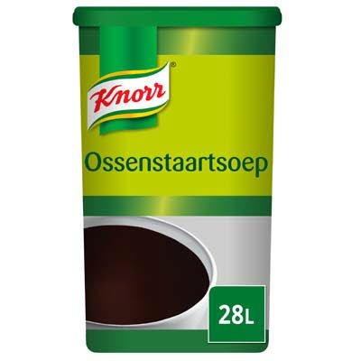 Knorr Ossenstaartsoep Poeder 28L -
