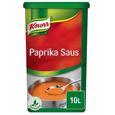 Knorr Paprika Saus Poeder 10L