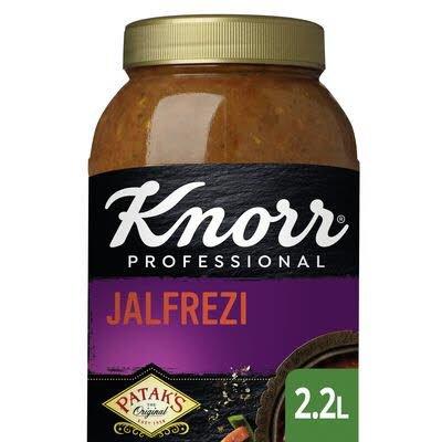 Knorr Patak's Jalfrezi Curry Saus 2.2 L  -