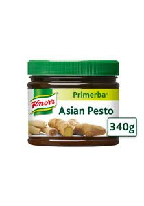 Knorr Primerba Asian Pesto 340g
