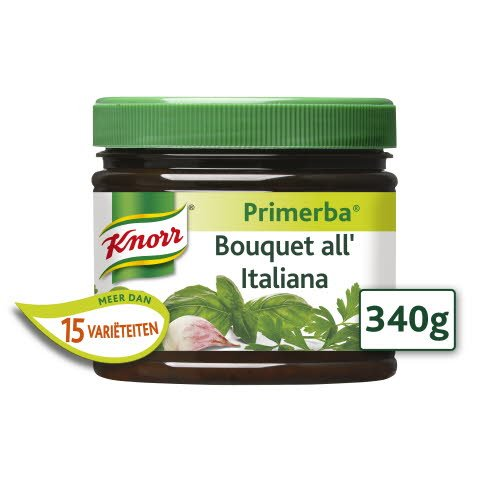 Knorr Primerba Bouquet all'Italiana 340g -