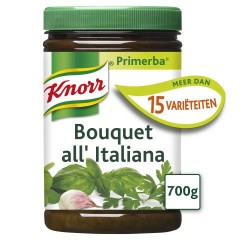 Knorr Primerba Bouquet all'Italiana