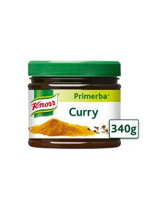 Knorr Primerba Curry 340g