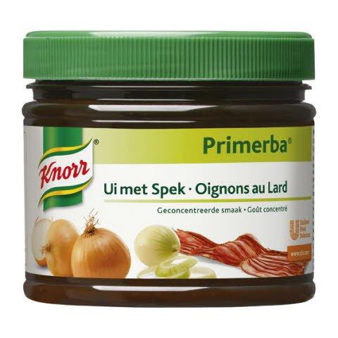 Knorr Primerba Gefruite Ui met Spek 340g