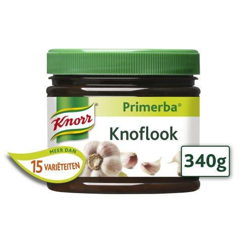 Knorr Primerba Knoflook 340g