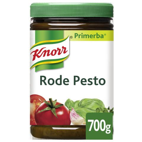 Knorr Primerba Rode Pesto 700g -
