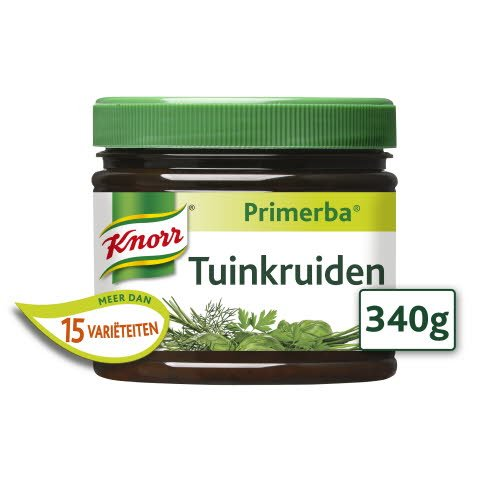 Knorr Primerba Tuinkruiden 340g