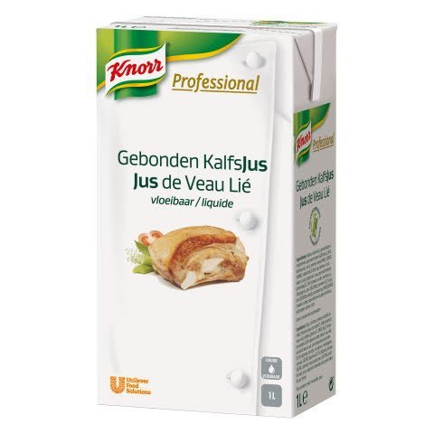 Knorr Professional Gebonden Kalfsjus 1L