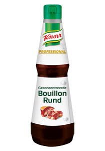 Knorr Professional Geconcentreerde Bouillon Rund