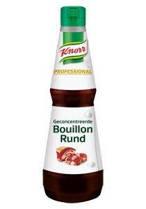 Knorr Professional Geconcentreerde Runderbouillon Vloeibaar 1L