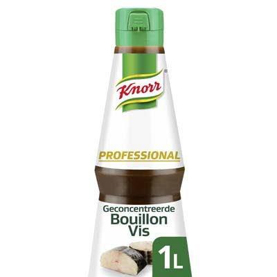 Knorr Professional Geconcentreerde Visbouillon Vloeibaar 1L -