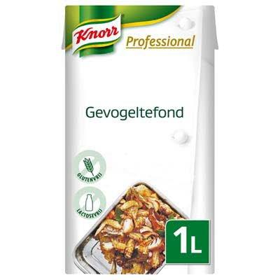 Knorr Professional Gevogeltefond 1L